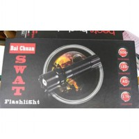Lampu Senter Swat Police Bai Chuan Flashlight Swat Bai Chuan
