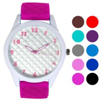 [Future IS NOW] colorful rubber strap watches Fin 66