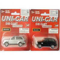 Die Cast Uni-Car Land Rover Range Sport