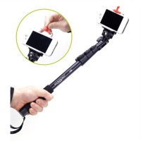 YunTeng 4-Section Retractable Handheld Monopod For Action Camera SJ4000 / Mobile Phones / Camera