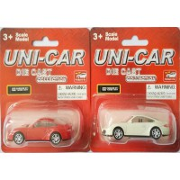 Die Cast Uni-Car Porsche 911 Turbo (977)