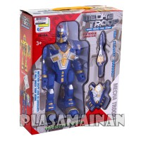 Mainan Robot Strong Wind Dan Star Overlord 6618A Ages 3+