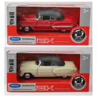 Die Cast Welly 53 Chevrolet Bel Air Skala 1:32