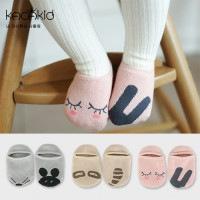 Kacakid Anti-Slip Low Cut Baby Socks