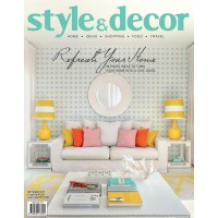 [SCOOP Digital] style & decor / SEP 2016
