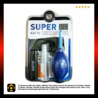 Katto Cleaning Set for Digital Camera