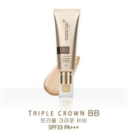 Sarange BB Cream Triple Crown - Natural Beige - 50ml