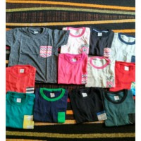 Pocket Tee Paket 3pcs