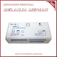 All-In-1 Card Reader Writer Model UC010 High Quality