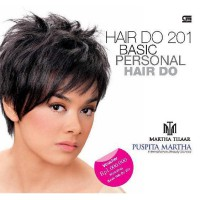 [SCOOP Digital] Hair Do 201 Basic Personal Hair Do by Martha Tilaar Puspita Martha
