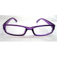 KACAMATA KOREAN STYLE GLASSES - SMALL - PURPLE