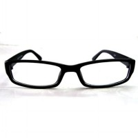 KACAMATA KOREAN STYLE GLASSES - SMALL - BLACK