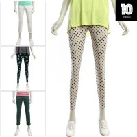 [LOTTE OPEN][TOPTEN] COTTON MIXED BASIC PANTS LEGGINGS 6KINDS1