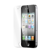 Wellcomm Tempered Glass Iphone 4/4s - Blue Light Cut - 9H