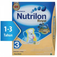 Nutrilon Royal 3 Madu / Vanila 400gr