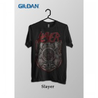 Slayer - Shield Kaos Band Original Gildan