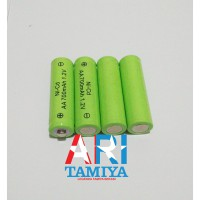 PART TAMIYA - BATTERY CHARGER HIJAU AA 700 MAH