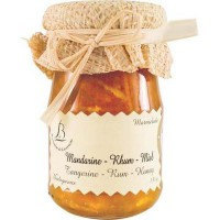 [Red Island BDL French natural handmade jam] 24 Lyme honey citrus sauce portable boxed (including BD