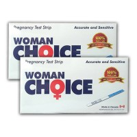 Woman choice - Test Strip Kehamilan - 2 Pcs