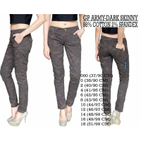 Branded Army Skinny pants - Gap
