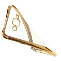 CRYSTAL CLEAR ELECTROPLATE SHINING CASE for XIAOMI | SAMSUNG | IPHONE | OPPO