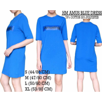 Branded Amus dress - bahan 100% cotton