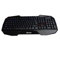 Rexus K1 Multimedia Backlight Gaming Keyboard