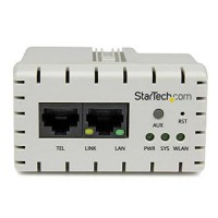 [holiczone] StarTech.com In-Wall 300 Mbps 2T2R Wireless-N Access Point - 2.4GHz 802.11b/g//1587863
