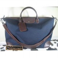 [Longchamp] Boxford Travel Bag Navy