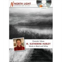 Dramatic Values - M Katherine Hurley Works in Black and White (DVD) ( DVD )