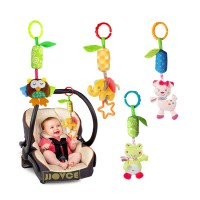 JJ Ovce Character Chime Toy/Mainan Stroller/Mainan Car Seat