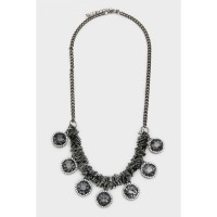 Millie Necklace Silver
