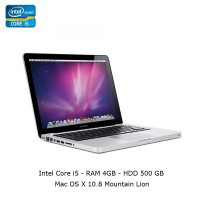 MacBook Pro MD101 - Intel Core i5 - 4GB - 500 GB - 13'Inch