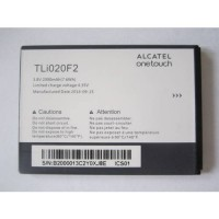 [globalbuy] 100 Official Original TLi020F2 2000mAh Battery for TCL Alcatel One Touch Mobil/2791805