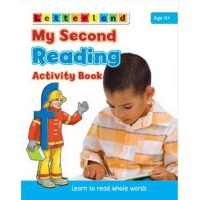 [HelloPandaBooks] Letterland My Second Reading Activity Book - Learn to Read Whole Words