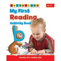 [HelloPandaBooks] Letterland My First Reading Activity Book - Develop First Reading Skills