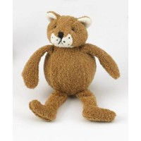 [poledit] PurrFection Purr-Fection Cyrus Bouncy Buddy Cougar Plush (T1)/11912252