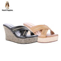 Hush Puppies Sandal Wedges Wanita Gia KC43301 (Available 2 Color)