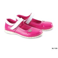 Shoes For Kid Girl Pu-Pvc Sol Tpr Pink – BLY 329