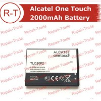 [globalbuy] Alcatel One Touch Battery Original 2000mAh TLi020F2 Battery Backup Replacement/2918243