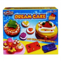 Mainan Edukatif DOUGH DREAM CAKE