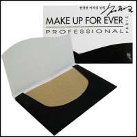 Cute do [props] MAKE UP FOR EVER five days blotting paper