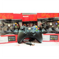 Stik Xbox 360 Kabel / USB Wired Joypad Gamepad Controller For Microsoft Xbox And PC Windows