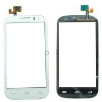 [globalbuy] Black White Front Touch Screen Digitizer Panel Replacement For Alcatel One Tou/2781414