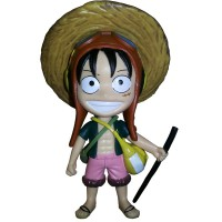 Fantasia Action Figure One Piece Ruffy Adventure Time