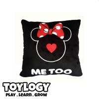 Bantal Disney Mini Mouse ( Pillow Minnie Mouse - Me Too ) 12 inch