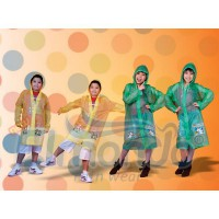 Jas Hujan Raincoat Remaja Kidd - Elmondo 502
