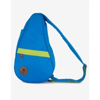 Maple Small Sling Bag - Blue/Neon