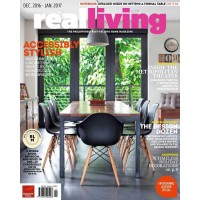 [SCOOP Digital] real living Philippines / DEC–JAN 2017