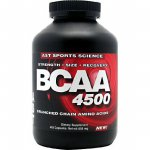 Suplement Fitness AST BCAA 462 Caps